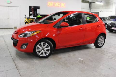 2011 Mazda MAZDA2 for sale at R n B Cars Inc. in Denver CO