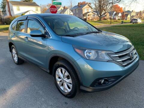 2013 Honda CR-V for sale at Via Roma Auto Sales in Columbus OH