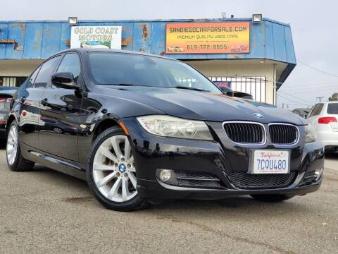 2011 BMW 3 Series for sale at Gold Coast Motors in Lemon Grove CA