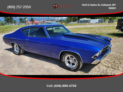 1969 Chevrolet Malibu for sale at Auto Solutions in Kalispell MT