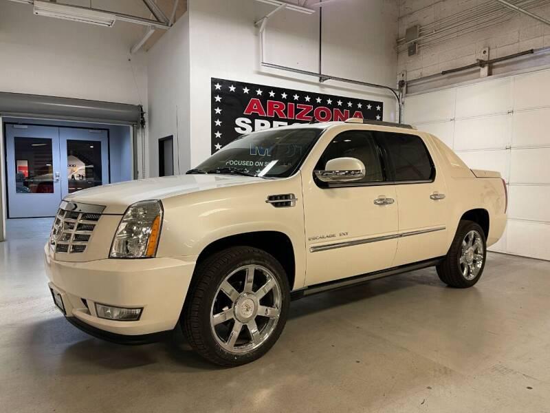 2011 Cadillac Escalade EXT for sale at Arizona Specialty Motors in Tempe AZ