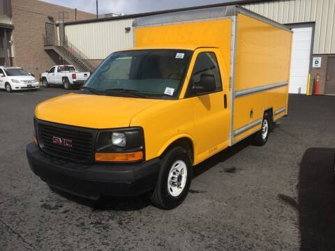 2014 GMC Savana Cutaway for sale at DOABA Motors in San Jose CA
