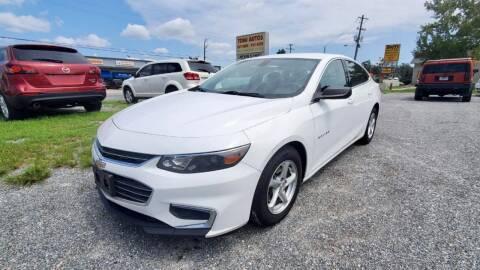 2016 Chevrolet Malibu for sale at TOMI AUTOS, LLC in Panama City FL