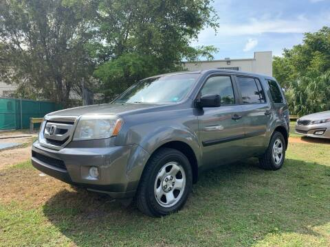 2011 Honda Pilot for sale at Florida Automobile Outlet in Miami FL