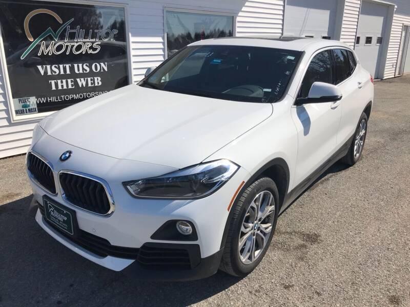 2020 BMW X2 for sale at HILLTOP MOTORS INC in Caribou ME