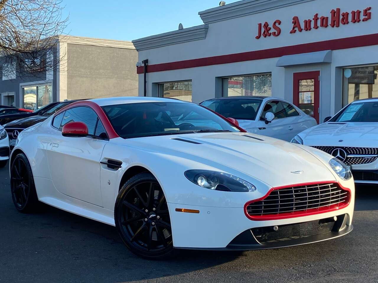 Used Aston Martin For Sale In New Jersey Carsforsale Com