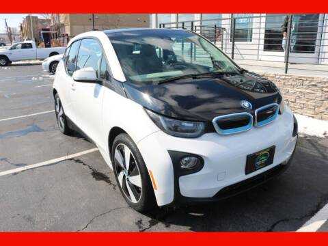 2014 BMW i3 for sale at AUTO POINT USED CARS in Rosedale MD