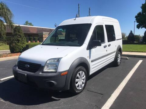 2013 Ford Transit Connect for sale at Mendz Auto in Orlando FL