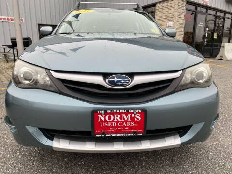 2011 Subaru Impreza for sale at Norm's Used Cars INC. in Wiscasset ME
