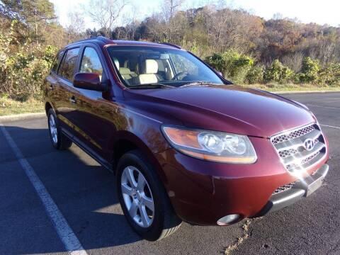 2008 Hyundai Santa Fe for sale at J & D Auto Sales in Dalton GA
