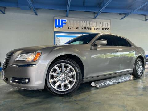 2014 Chrysler 300 for sale at Wes Financial Auto in Dearborn Heights MI