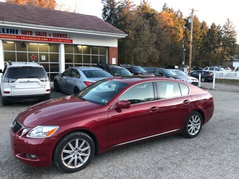 2007 Lexus GS 350 for sale at Fellini Auto Sales & Service LLC in Pittsburgh PA