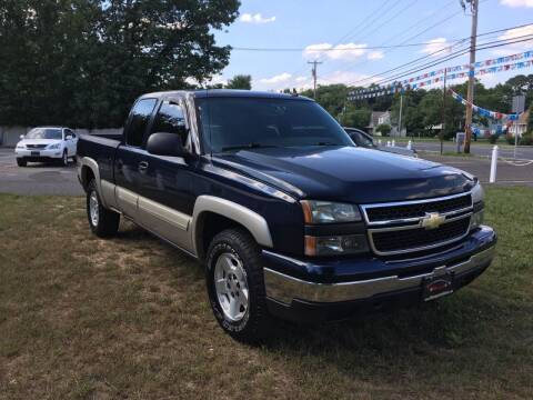 2006 Chevrolet Silverado 1500 for sale at Manny's Auto Sales in Winslow NJ