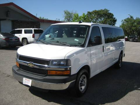 2016 Chevrolet Express Passenger for sale at Import Auto Connection in Nashville TN