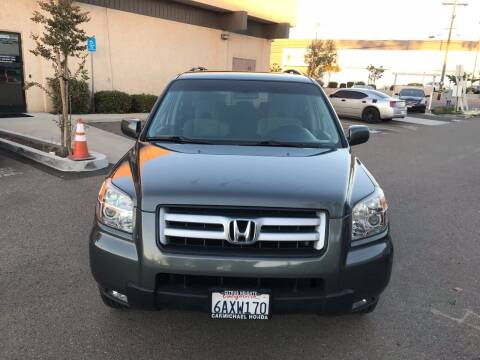2007 Honda Pilot for sale at MSR Auto Inc in San Diego CA