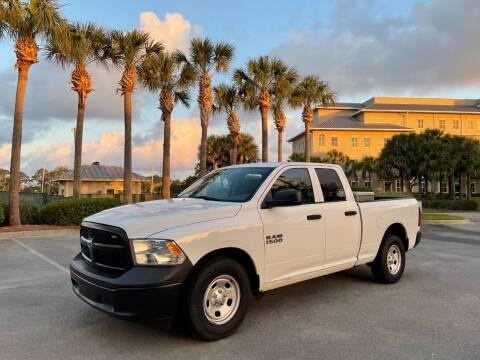 2016 RAM Ram Pickup 1500 for sale at Gulf Financial Solutions Inc DBA GFS Autos in Panama City Beach FL