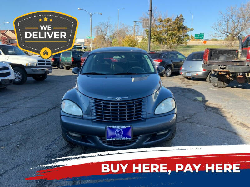 2003 Chrysler PT Cruiser for sale at E H Motors LLC in Milwaukee WI