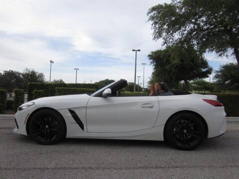 2019 BMW Z4 for sale at Auto Sport Group in Delray Beach FL