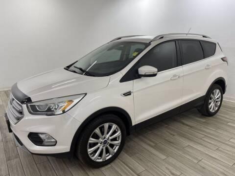 2017 Ford Escape for sale at TRAVERS GMT AUTO SALES - Traver GMT Auto Sales West in O Fallon MO