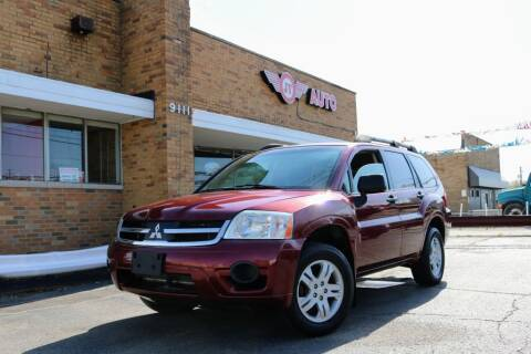 2007 Mitsubishi Endeavor for sale at JT AUTO in Parma OH
