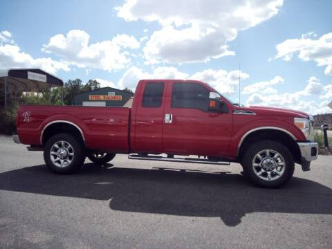 2015 Ford F-250 Super Duty for sale at Skyway Auto INC in Durango CO