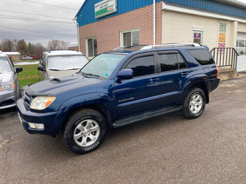 2004 Toyota 4Runner for sale at Ogden Auto Sales LLC in Spencerport NY