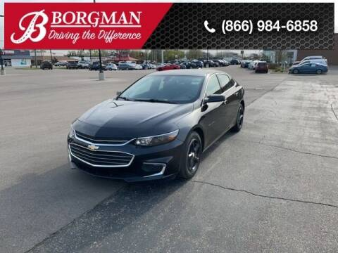 2018 Chevrolet Malibu for sale at BORGMAN OF HOLLAND LLC in Holland MI