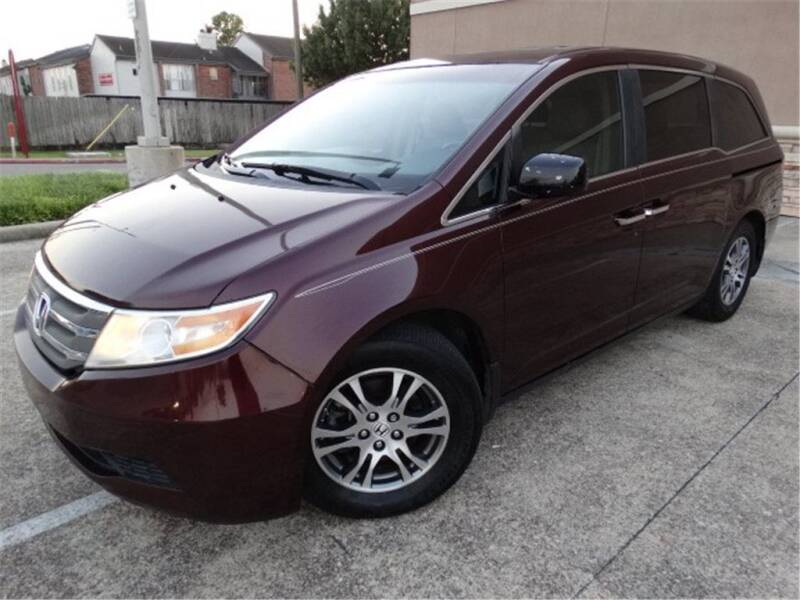 2012 Honda Odyssey for sale at Abe Motors in Houston TX