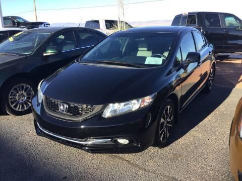 2013 Honda Civic for sale at SPEND-LESS AUTO in Kingman AZ