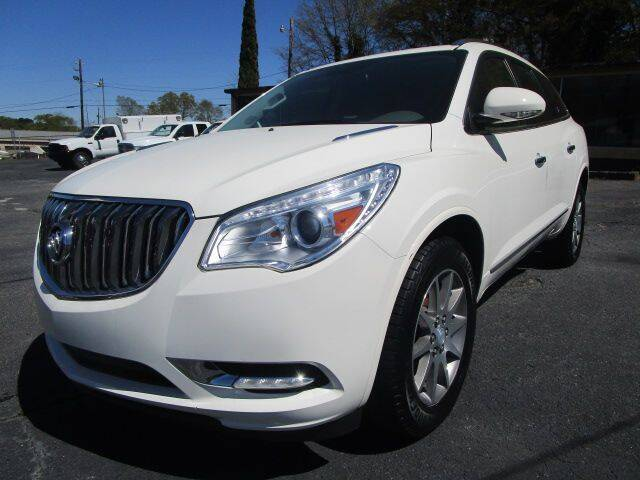 2014 Buick Enclave for sale at Lewis Page Auto Brokers in Gainesville GA