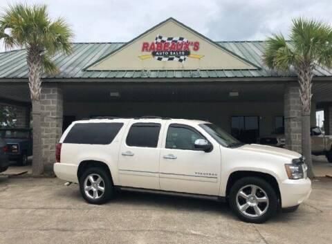 2013 Chevrolet Suburban for sale at Rabeaux's Auto Sales in Lafayette LA