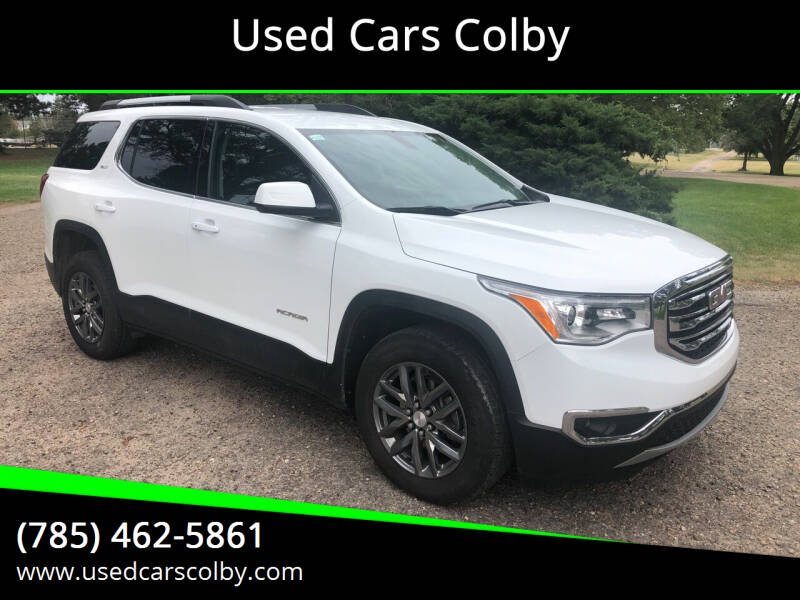2019 GMC Acadia for sale at Used Cars Colby in Colby KS