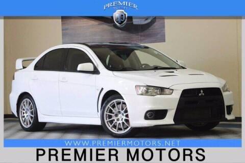 2014 Mitsubishi Lancer Evolution for sale at Premier Motors in Hayward CA