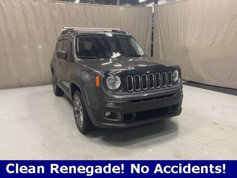 2017 Jeep Renegade for sale at Vorderman Imports in Fort Wayne IN