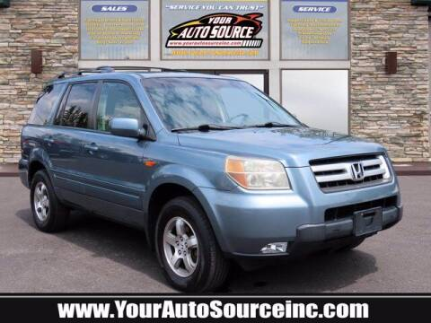 2007 Honda Pilot for sale at Your Auto Source in York PA