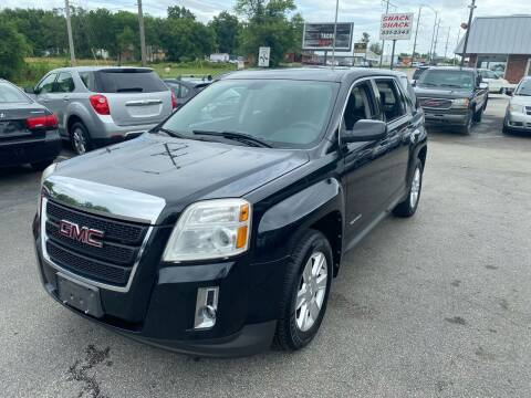 2011 GMC Terrain for sale at Auto Choice in Belton MO