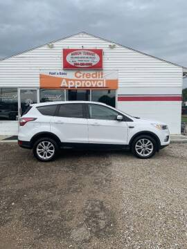 2017 Ford Escape for sale at MARION TENNANT PREOWNED AUTOS in Parkersburg WV
