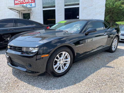 2014 Chevrolet Camaro for sale at Gary Sears Motors in Somerset KY