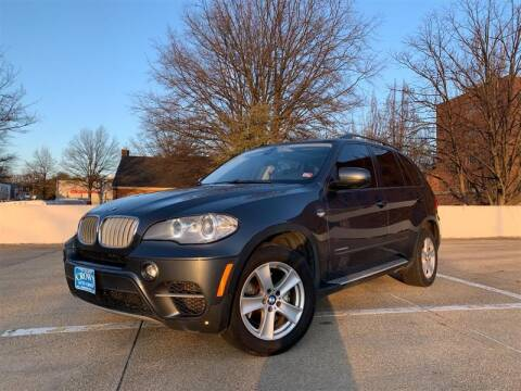2011 BMW X5 for sale at Crown Auto Group in Falls Church VA