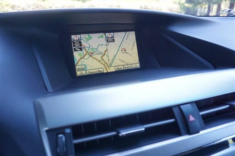 2010 Lexus RX 350 4dr SUV - Fremont CA