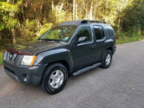 2007 Nissan Xterra for sale at J & J Auto Brokers in Slidell LA