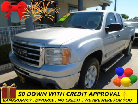 2013 GMC Sierra 1500 for sale at Chase Auto Credit in Oklahoma City OK