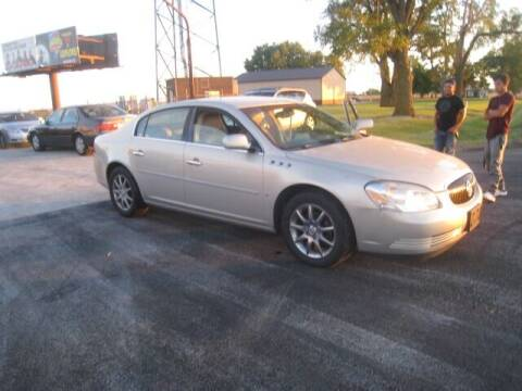 2007 Buick Lucerne for sale at BEST CAR MARKET INC in Mc Lean IL