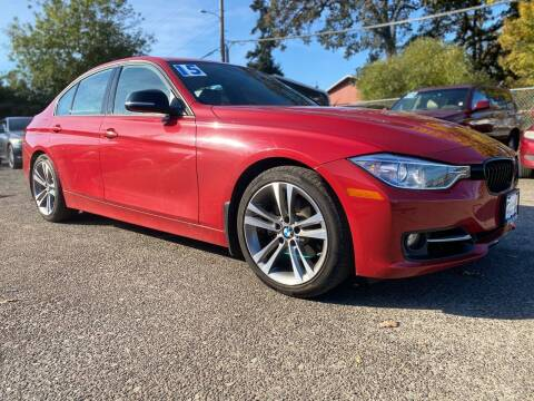 2015 BMW 3 Series for sale at Universal Auto INC in Salem OR