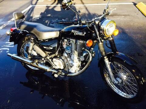2008 Royal Enfield Bullet 500 for sale at Island Motor Cars in Nesconset NY