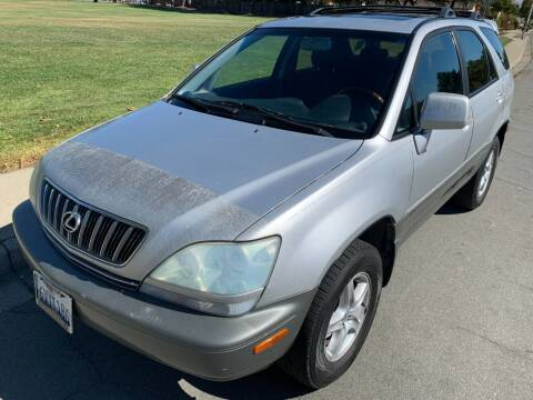 2002 Lexus RX 300 for sale at Citi Trading LP in Newark CA