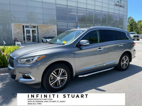 2018 Infiniti QX60 for sale at Infiniti Stuart in Stuart FL