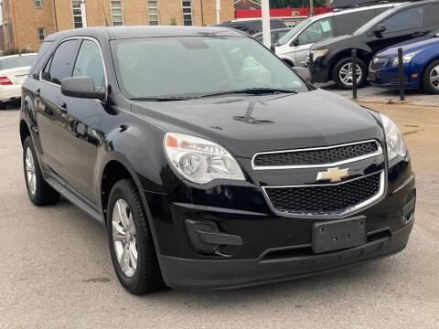2012 Chevrolet Equinox for sale at IMPORT Motors in Saint Louis MO