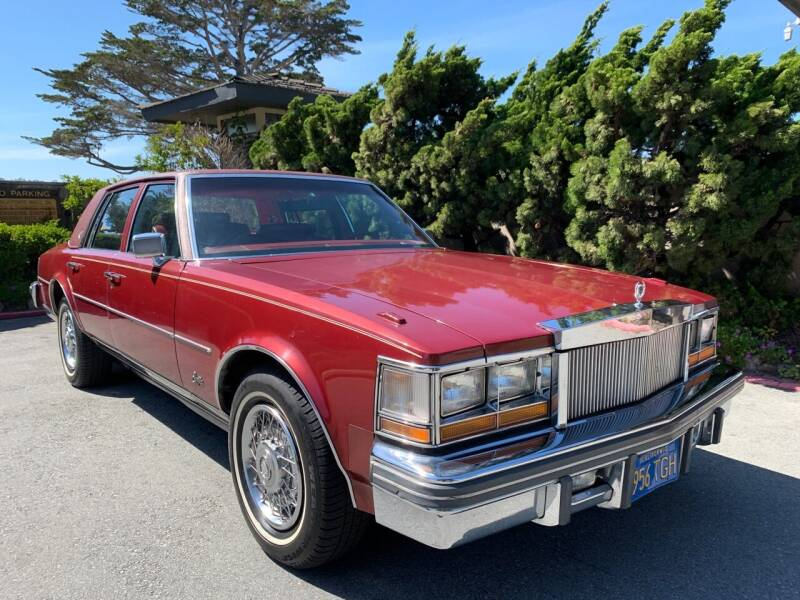 1977 Cadillac Seville for sale at Dodi Auto Sales in Monterey CA