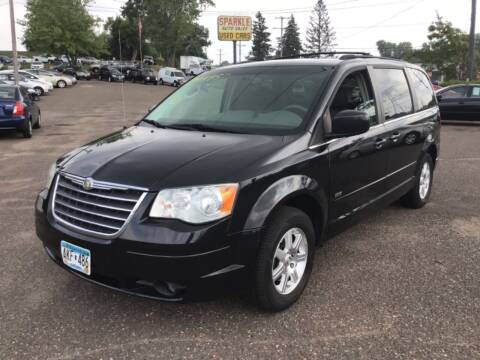 2008 Chrysler Town and Country for sale at Sparkle Auto Sales in Maplewood MN